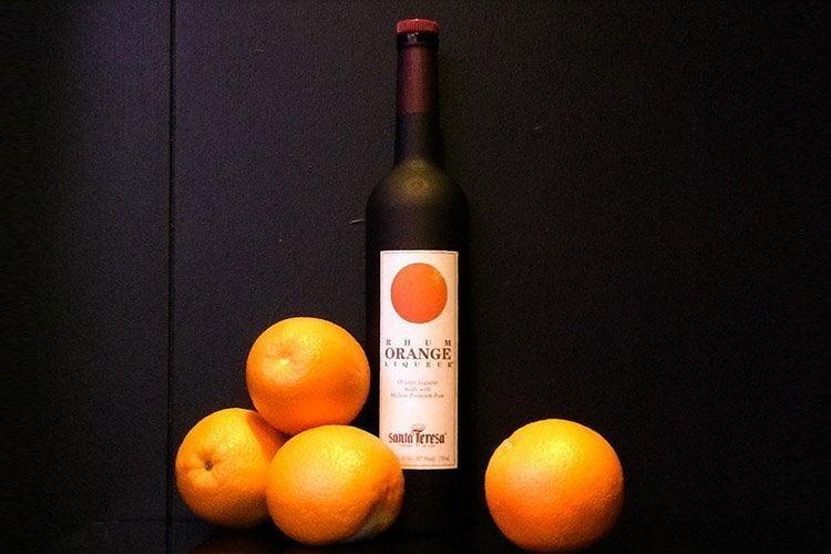 Rhum Orange Santa Teresa