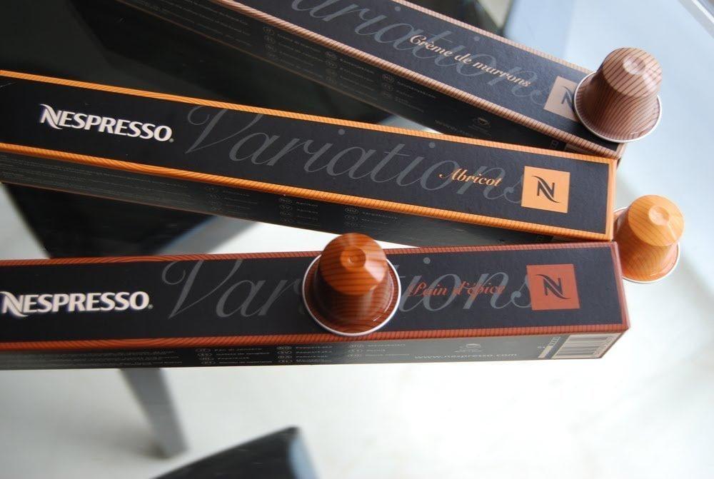 Nespresso Variations Albaricoque