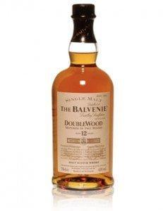 Whisky Balvenie 12 años