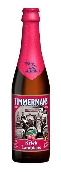 Cerveza Timmermans Kriek