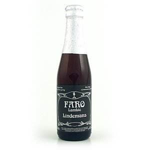 Cerveza Lámbica Faro Lindemans