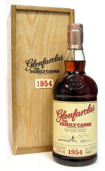 Whisky Glenfarclas 1954