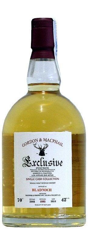 Whisky Bladnoch 1993