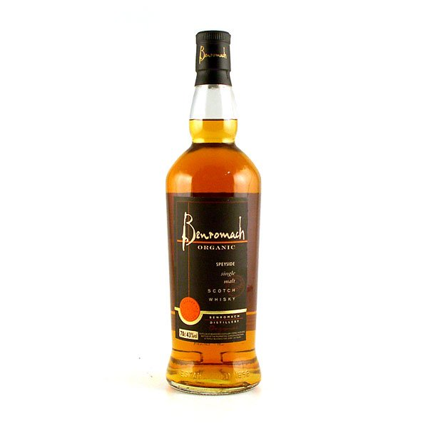 Whisky Benromach Organic
