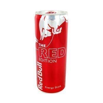 Red Bull Red Special Edition Bebida energetica