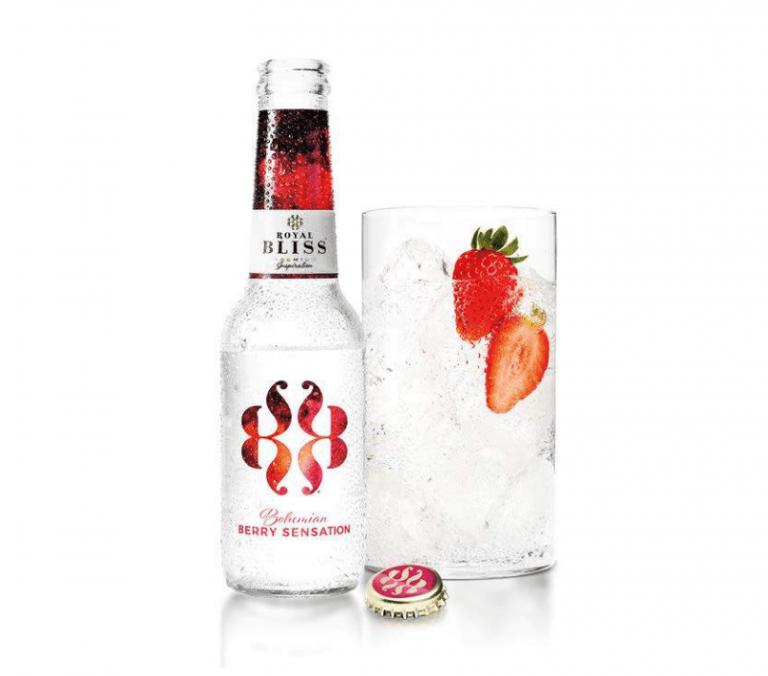 royal bliss berry sensation mixer
