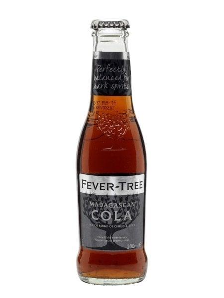 fever tree cola botella