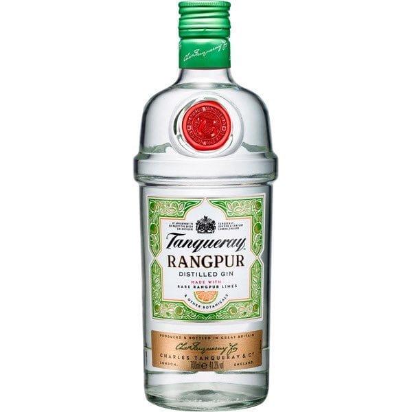 tanqueray rangpur ginebra botella