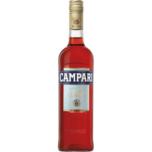 campari bitter aperitivo botella