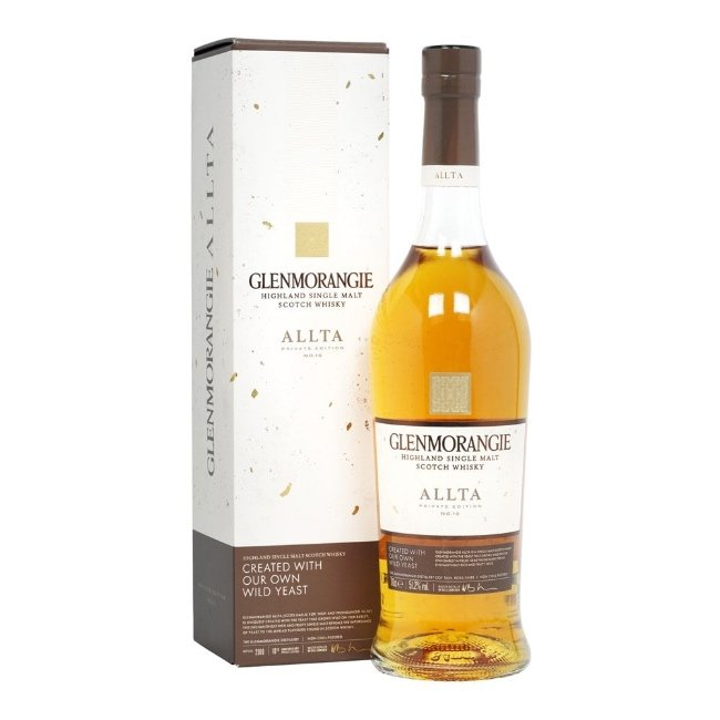 whisky glenmorangie allta private edition 10
