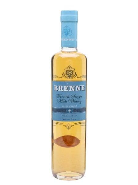 whisky brenne french single malt