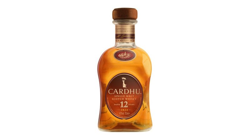 Cardhu 12 años single