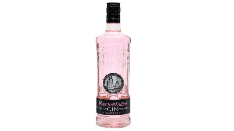 ginebra puerto de indias fresa rose