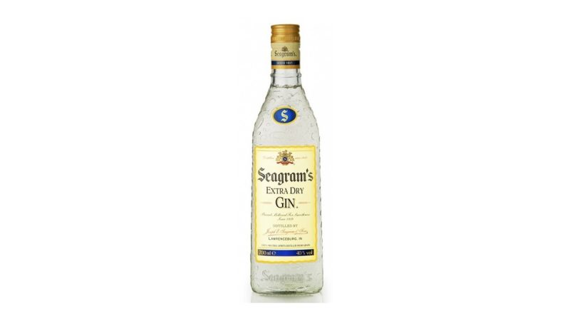 ginebra seagrams extra dry