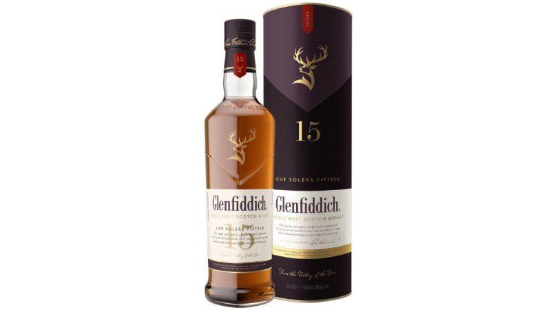 whisky glenfiddich 15 años single malt