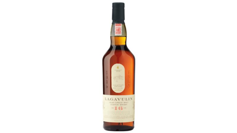 whisky lagavulin 16 años single malt islay