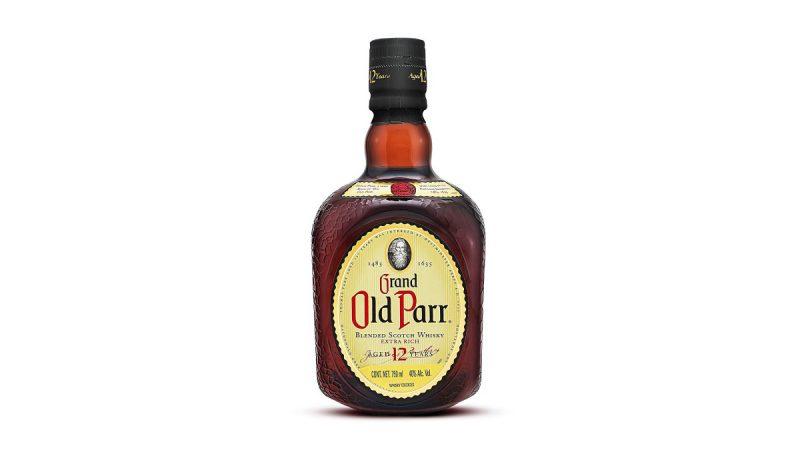 whisky old parr 12 blended